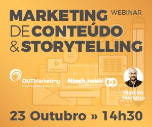 Marketing de conteúdo & storytelling