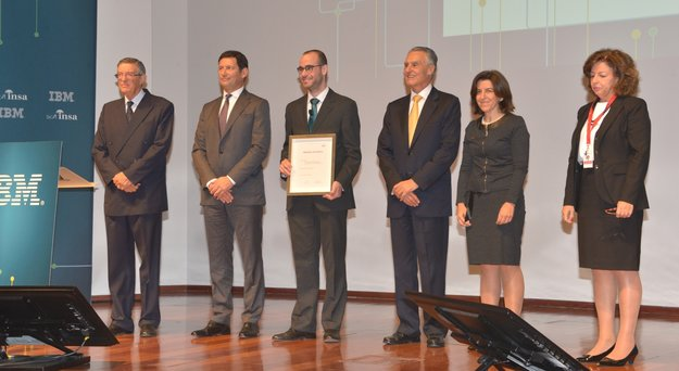 IBM entrega 25º prémio cientifico