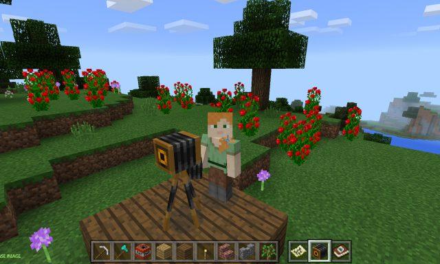 Minecraft para Educação chega no verão