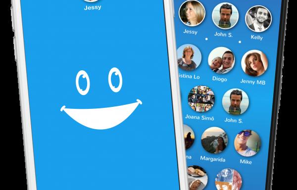 Uma app com muitas emoções
