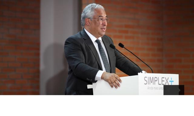 António Costa apela à participação no Simplex