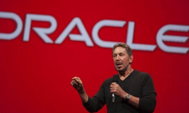 Oracle volta às compras para ganhar terreno na cloud