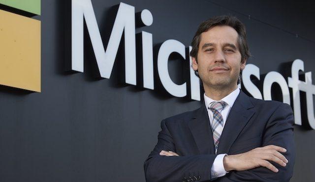 Soluções empresariais Microsoft nas mãos de Pedro Pinto Lourenço