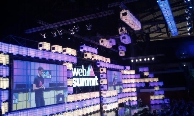 Presença feminina ganha peso na Web Summit em Lisboa