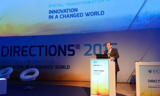 IDC Directions: Pelo caminhos da transformação digital