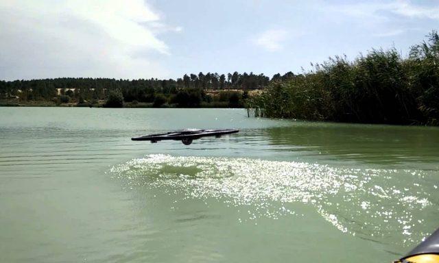 Engenharia portuguesa na final de concurso internacional de drones
