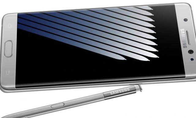 Samsung já não fabrica Galaxy Note 7