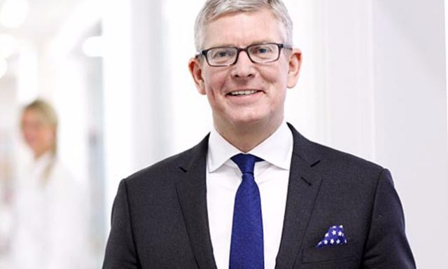 Börje Ekholm é o novo presidente da Ericsson