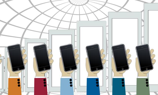 Fabricantes chineses ganham terreno nos smartphones