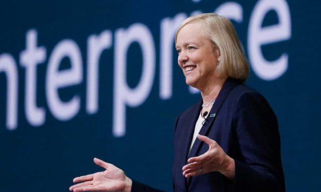 HPE: Meg Whitman abandona cargo de CEO