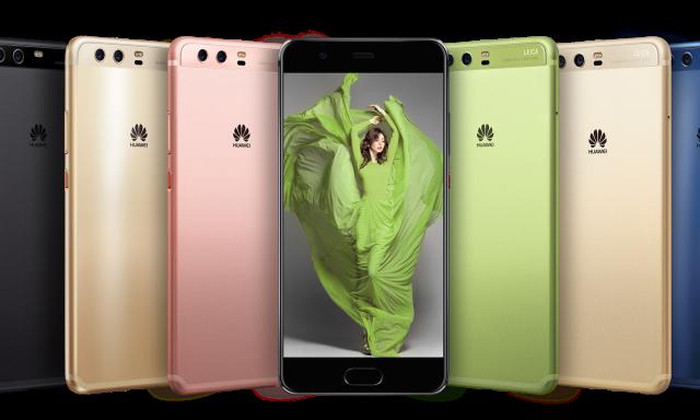 Huawei aposta em dois novos smartphones e um relógio inteligente