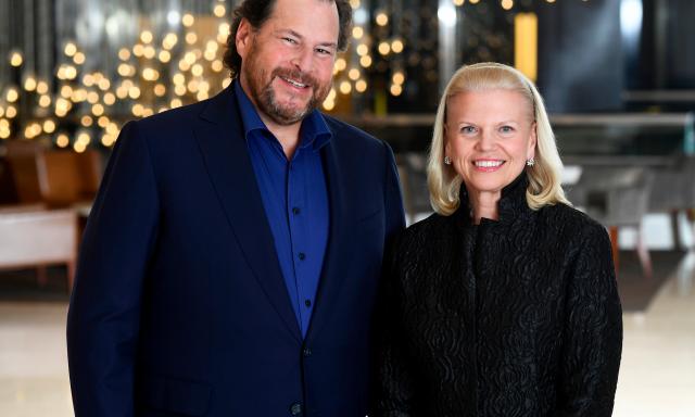 Salesforce e IBM juntam forças na inteligência artificial