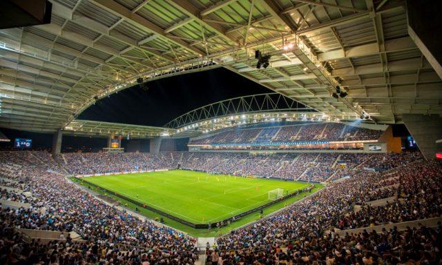 Estádio do Dragão tem novo reforço