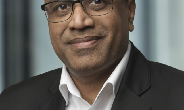 Arun Bansal é o novo diretor da Ericsson para a Europa