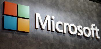 Microsoft quer ser carbono negativa até 2030