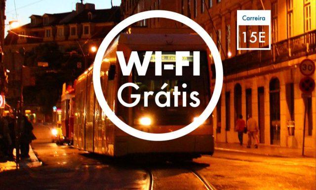 NOS e Carris fazem parceria para equipar elétricos de Lisboa com Wi-Fi