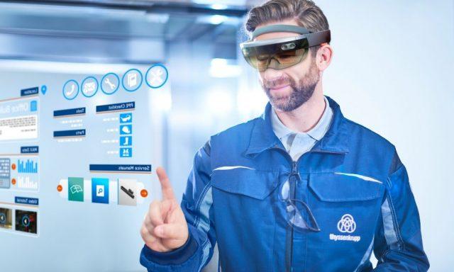 Tecnologia preditiva e de realidade aumentada da Thyssenkrupp a caminho de Portugal