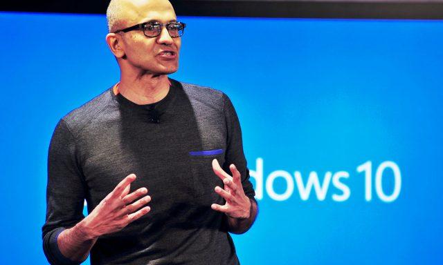 Azure empurra Microsoft para trimestre estelar