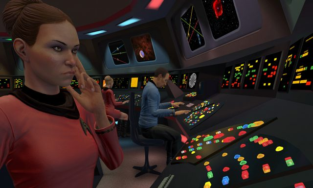 Watson desempenha papel especial no jogo Star Trek