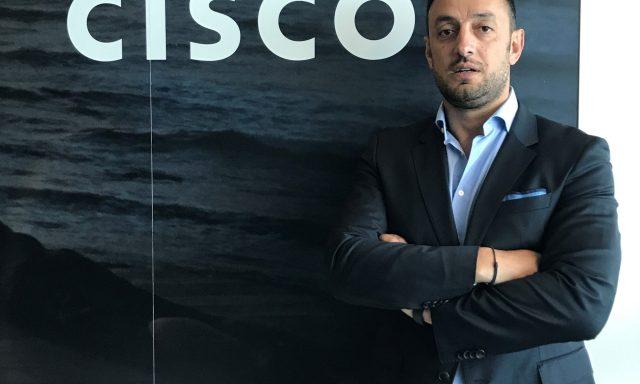 Cisco Portugal tem novo responsável de Enterprise e sector público