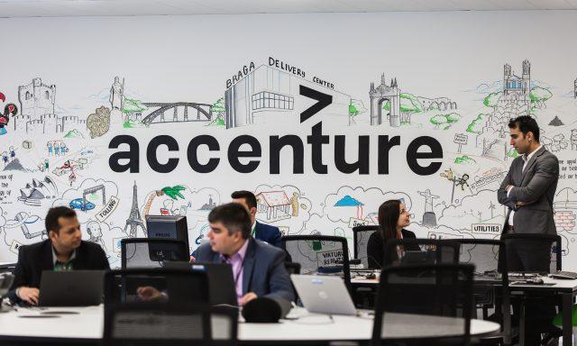 Accenture quer duplicar dimensão do novo centro em Braga