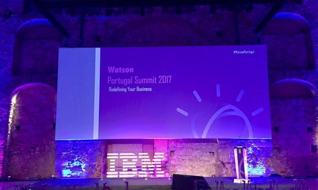 No final do ano vão existir mil milhões de pessoas a interagirem com o IBM Watson