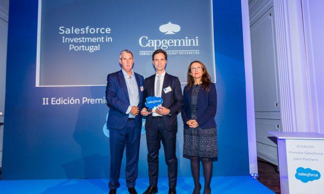 Capgemini Portugal empenhada no negócio Salesforce