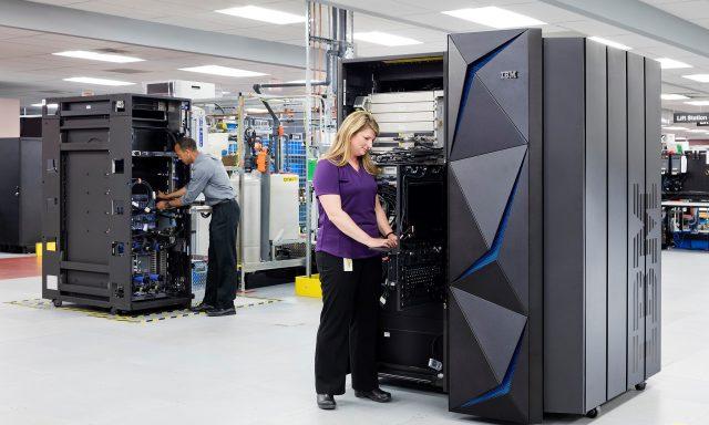 IBM Z: o mainframe para a proteção de dados