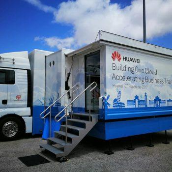 Huawei inaugura Centro de Research em Paris