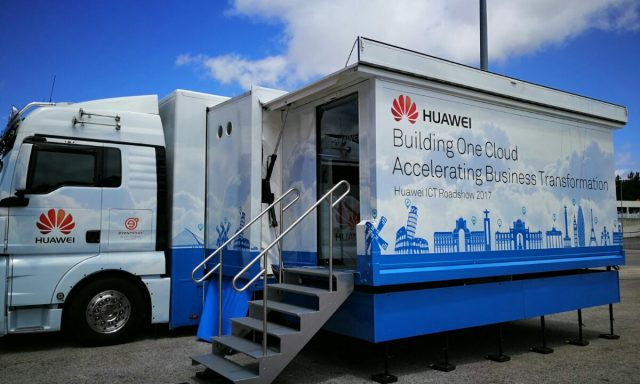 Huawei inaugura Centro de Research em Paris