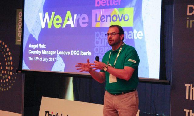 Desempenho e fiabilidade são as armas da Lenovo para crescer no mercado de data center em Portugal