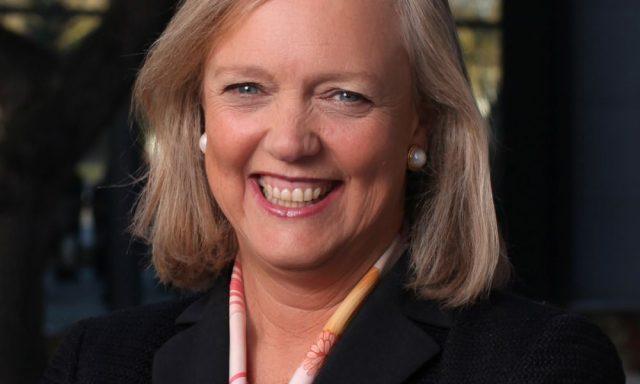 HP Enterprise desmente possível saída de Meg Whitman
