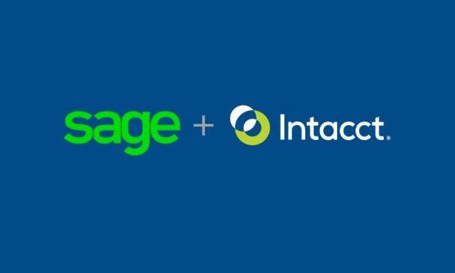 Sage compra Intacct por 850 milhões de dólares