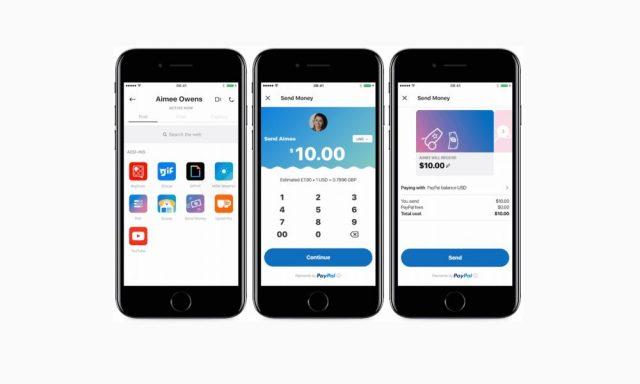 Agora já pode transferir dinheiro no PayPal através do Skype