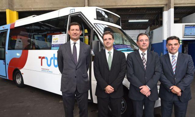 Transportes Urbanos de Braga junta-se à IBM para um serviço de mobilidade mais inteligente