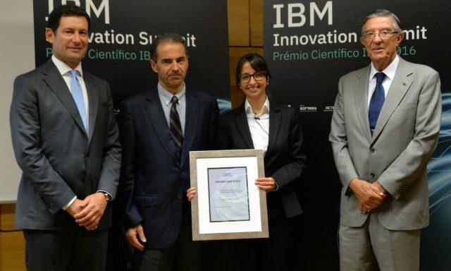Prémio Científico IBM distingue inovação em campo de luz