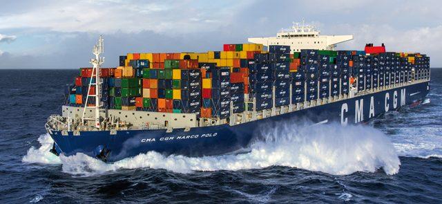 IBM assina contrato cloud com transportadora marítima