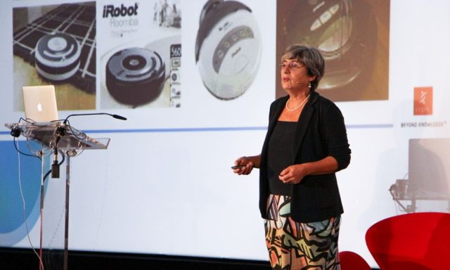 Manuela Veloso: Todas as empresas precisam de pessoas que saibam trabalhar em inteligência artificial