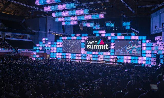 Web Summit 2017 – 59,115 visitantes – 170 países – 45 terabytes de dados – 2,100 startups