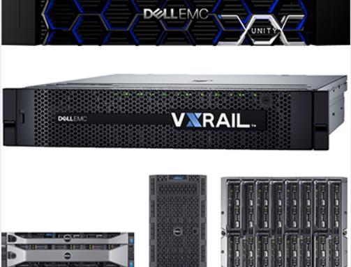 Dell EMC expande oferta de armazenamento de gama média
