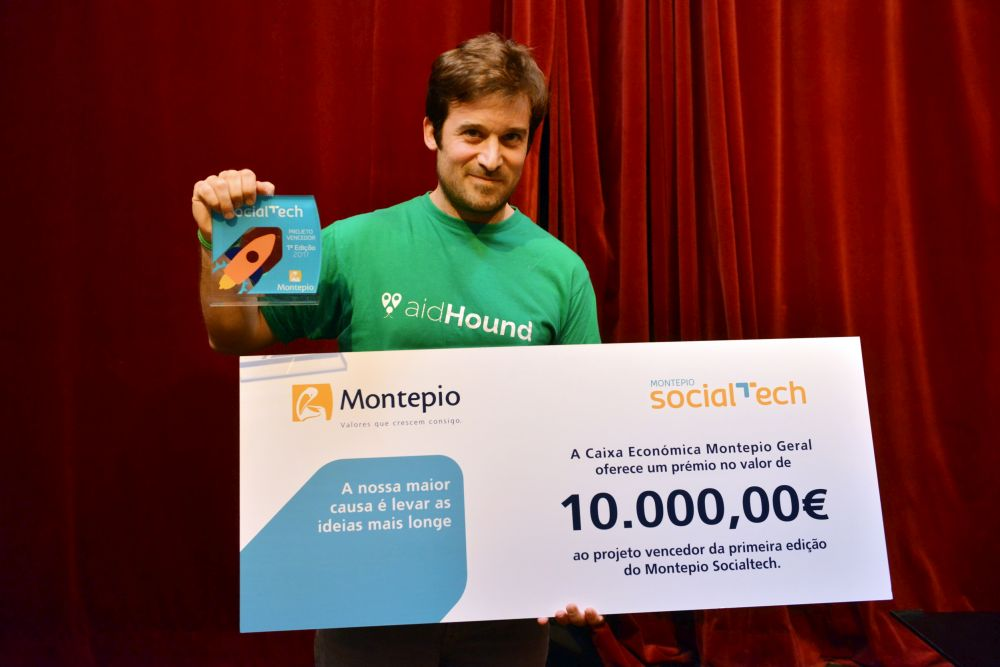 AidHound Montepio SocialTech