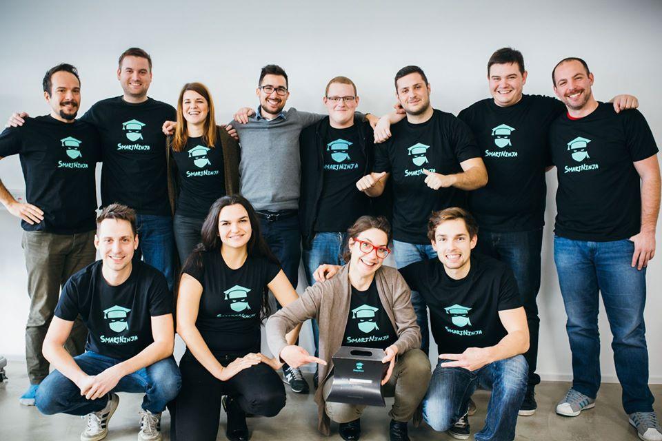 SmartNinja Fábrica de Startups