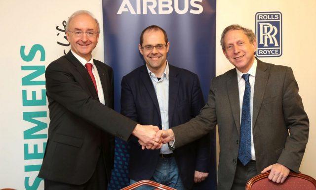 Aviões híbridos levantam voo em 2020