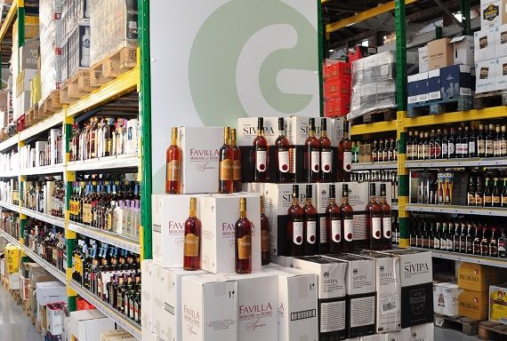 Cash and carry da Garcias tem Tlim