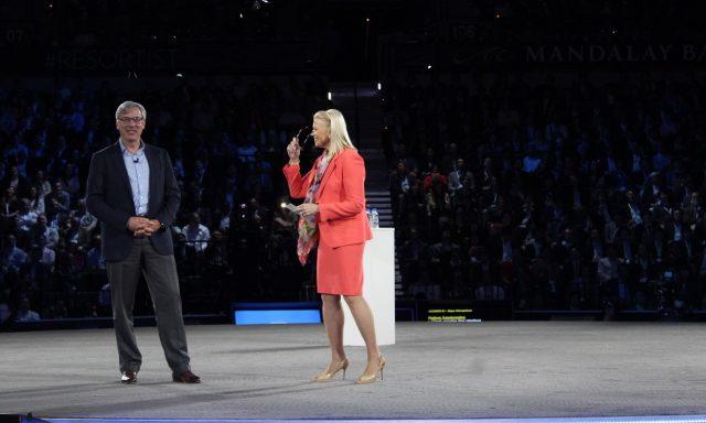 Lei de Watson: IBM anuncia nova era de crescimento em Las Vegas