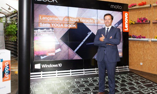 Lenovo quer crescer no mercado empresarial