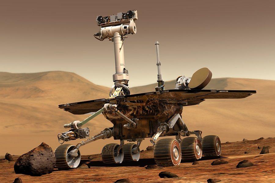 Tecnologia GMV circula pelo Espaço