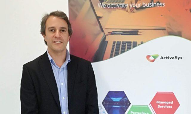 ActiveSys tem novo diretor de serviços de TI