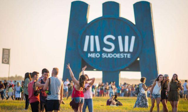 Meo Sudoeste: o festival também se faz de tecnologia