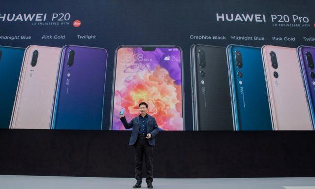 Huawei «rouba» lugar à Apple no top mundial de fabricantes